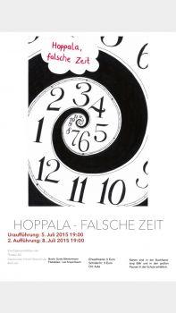 Hoppala - Falsche Zeit